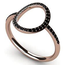 18 Carat Rose Gold VS1 Fine Diamond Rings