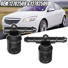 Genuine  Wiper Nozzles For Vauxhall Insignia Windscreen Washer Jets Mist Spray