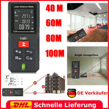 40-100m Digital Laser Entfernungsmesser Distanzmesser Abstandsmesser Messgerät