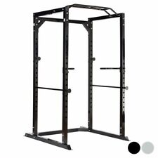 MIRAFIT M2 350KG POWER RACK / CAGE / SQUAT RACK. BRAND NEW AND BOXED. BLACK.