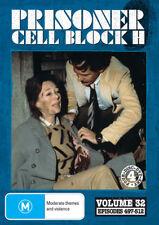PRISONER CELL BLOCK H VOLUME 32- EPISODES 497-512- NEW/UNSEALED- R4