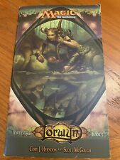 MTG Magic The Gathering Lorwyn Cycle Book 1 - Cory Herndon & Scott McGough
