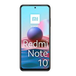 "XIAOMI REDMI NOTE 10 ONYX GRAY 128GB ROM 4GB RAM DUAL SIM ANDROID DISPLAY 6.43"""