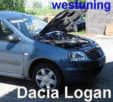 Motor Haubenlifter Dacia Logan MCV Kombi (Paar) Hoodlift Motorhaubenlifter (WES)