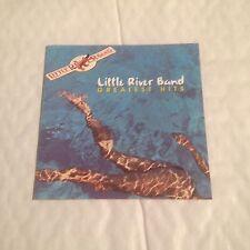 Little River Band - Greatest Hits (2000) Soft Rock Folk Rock  CD
