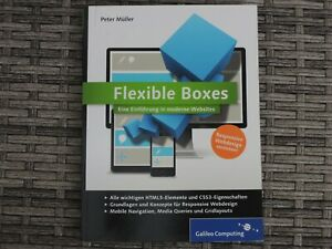 Flexible Boxes Peter HTML5 und CSS3 Java Script
