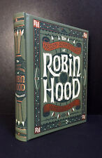THE MERRY ADVENTURES OF ROBIN HOOD by HOWARD PYLE (Bonded Leather - Collectible)