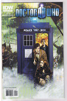 DOCTOR WHO #5 A, NM, Tardis, Amy, Time Lord, Sci-Fi, 2011, IDW, more DW in store
