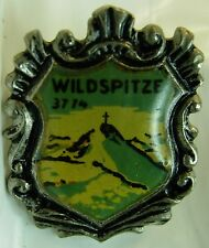 Wildspitze used Hat Lapel Pin Tie Tac HP1907