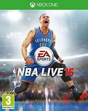 NBA LIVE 16  - XBOX ONE - New & Sealed