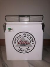 Coors Light Nascar Cooler Great Shape