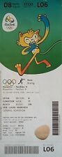 TICKET M 8.8.2016 Olympia Rio Olympic Games Boxen L06