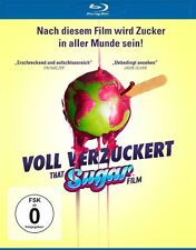 Blu-ray * VOLL VERZUCKERT - THAT SUGAR FILM - DAMON GAMEAU # NEU OVP §