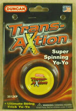 LOT OF 4 DUNCAN YO-YO'S :TRANSAXTION + 4   5/PACK OF STRING      #ZDUN-3512/3276