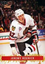 1992-93 Pro Set Gold Team Leaders #2 Jeremy Roenick