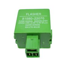 Turn Signal Flasher Relay For TOYOTA Camry Celica Pickup 4Runner Van 81980-22070
