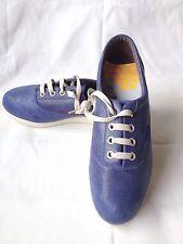 Crocs Lopro largo Vamp Zapatos mujeres señoras UK 5 nos 7 ultravioleta/Estuco R362-6
