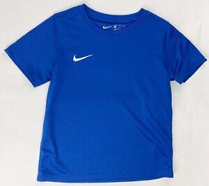 Nike Park Soccer Futbol 3-in-1 Training Set Unisex Child Large Blue AH5487-480