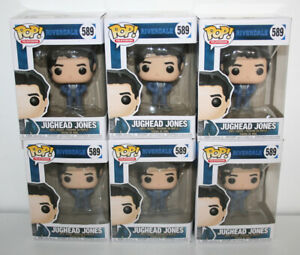 Funko Pop! Riverdale JUGHEAD JONES #589 Pop! Vinyl Figure NEW - BOX NOT MINT