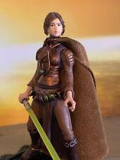 Star Wars Custom 3.75 female Jedi figure lot #25 (Light Side Vision)