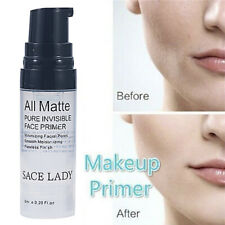 Pro Brightening Skin Face Primer Foundation Gel Base Cream Invisible Pores 6ml