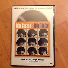 High Fidelity (Dvd Widescreen) John Cusack
