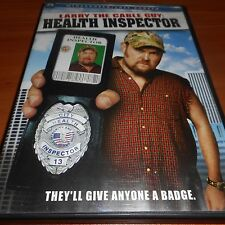 Larry the Cable Guy: Health Inspector (DVD, Widescreen/Full Frame 2006) Used