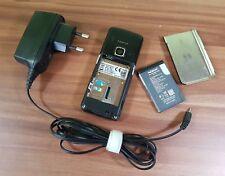 Nokia 6300 - Schwarz (Ohne Simlock) Handy Firmware V 07.00