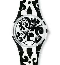 "SWATCH GENT ""AFTER DARK by Billy the Artist"" (GZ204) NEUWARE"