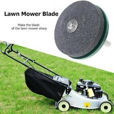 Universal Lawn Mower Faster Blade Sharpener Grinding Power Drill Garden Tool NEW