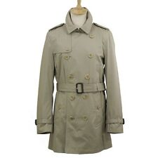 Burberry Trench Coat Men's Kensington Brand New With Tag Size L 3902351