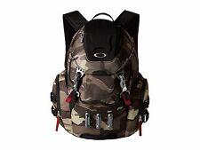New Men's OAKLEY BATHROOM SINK Backpack 92356P-75L Herb Camo 23L Capacity Bag