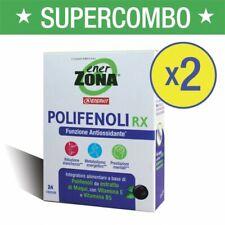 Enervit EnerZona Polifenoli RX Astuccio da 24 cps Febbraio 2020