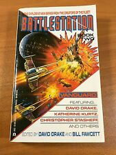 BATTLESTATION BOOK TWO Vanguard Bill Fawcett & David Drake MARCH 1993 ACE SF PBO