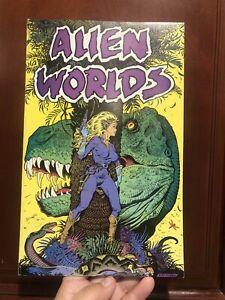 Alien Worlds (One-Shot) #1 (Eclipse, 1988)