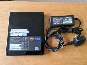 Lenovo IdeaCentre Q180 Mini NUC PC 2.13GHz 4GB 500GB SSHD Radeon HDMI WiFi Win10