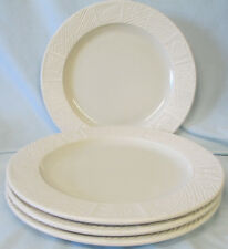 Pfaltzgraff Naturewood Embossed Dinner Plate Set of 4