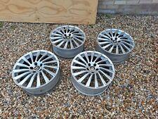 Genuine Alfa Romeo Turbine Alloy Wheels 156093273 Set of 4