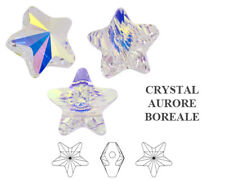 4 X Genuine SWAROVSKI 5714 Star Crystal Beads 8mm * Many Colors