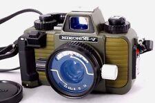 【N MINT+++】Nikon Nikonos V GREEN 35mm underware camera 35mm F2.5 from Japan #447