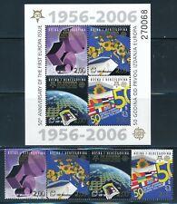 Europa CEPT Bosnia Herzegoniva - Stamps Set MNH (2006)