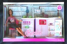 BARBIE´S FRIEND: TERESA, MY HOUSE (KITCHEN & DOLL, 2007). VHTF, BRAND NEW IN BOX