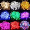 100 LED Fairy Lights 10M String Lamp Wedding Xmas Party Tree New Year Home Decor