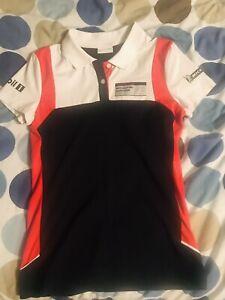 Porsche polo shirt motorsport collection Excellent Condition