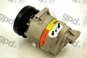 A/C Compressor-New Global 6512783