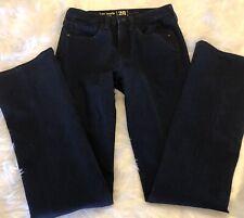 KATE SPADE New York 28 The Uptown Dark Wash Blue Denim Women's Pants(51B)