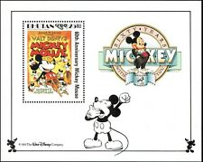 Scott # 710 - 1989 - ' Mickey Mouse, 60th Anniv. ', Mickey's Nightmare, 1932
