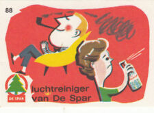 14. Pipe Tabac Fauteuil Sofa Tobacco Armchair Air IMAGE CARD MATCHBOX LABEL 60s