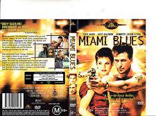 Miami Blues-1989-Fred Ward- Movie-DVD