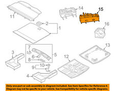 FORD OEM Interior-Rear-Accessory Box HE5Z78115A00A